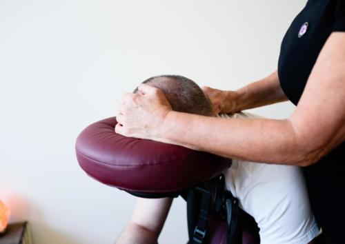 Massage in the convenience of your office